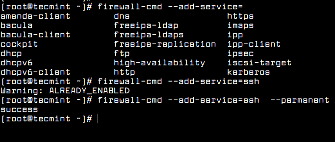 how to turn firewall off in centos 7
