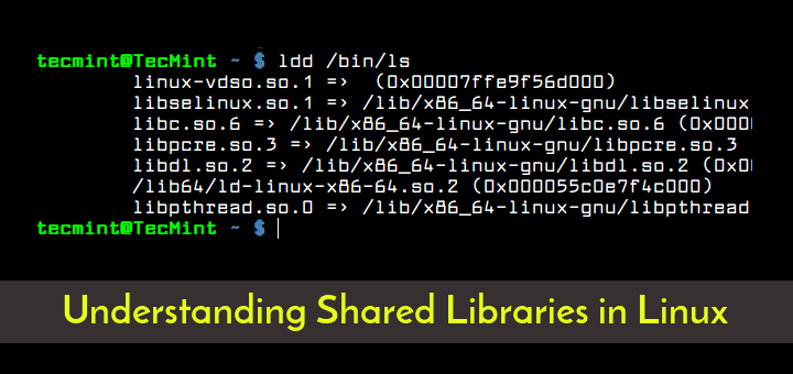 Understanding Shared Libraries in Linux