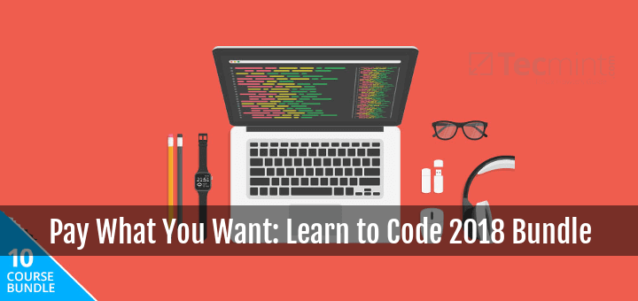 Learn to Code Bundle 2018