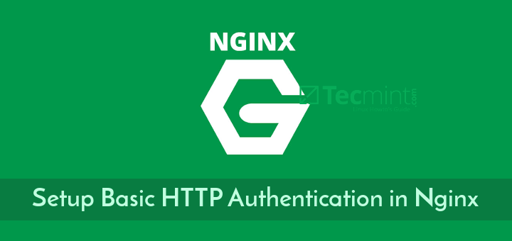 Basic HTTP Authentication in Nginx