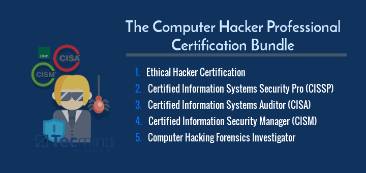 Computer Hacker Professional Certification