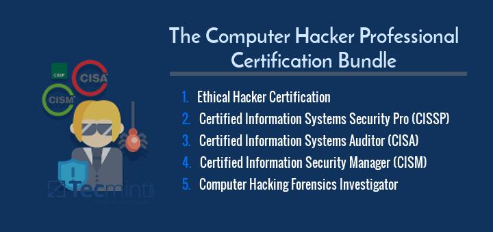 Computer Hacker Professional Certification