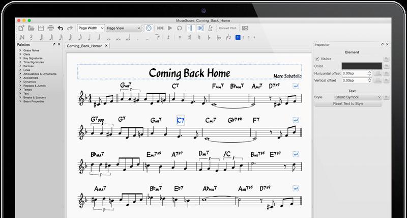 MuseScore - Music Notation Software