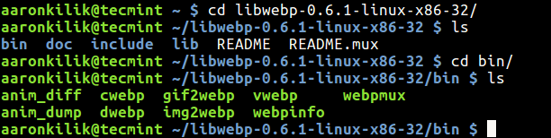 How to Convert Images to WebP Format in Linux