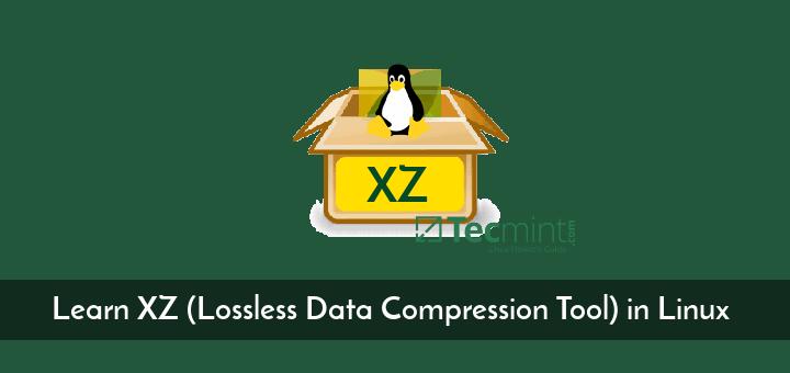 XZ Command Examples
