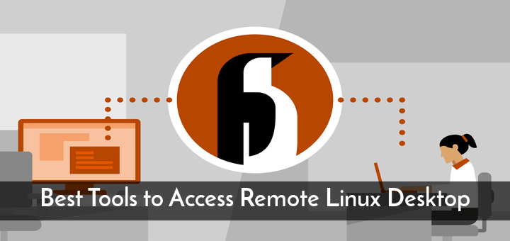 Remote Linux Desktop Sharing Software