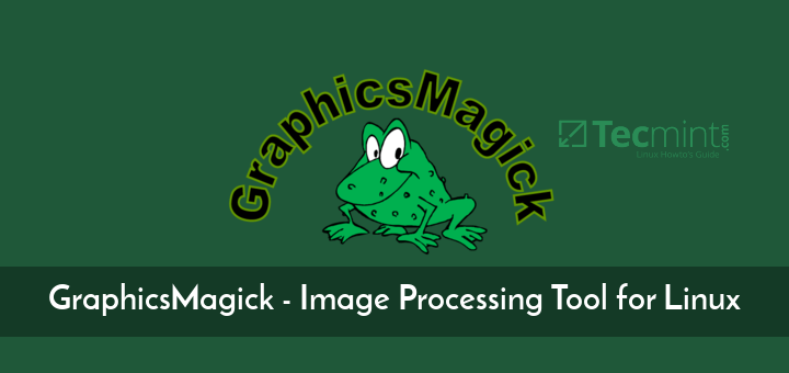 Install GraphicsMagick in Linux