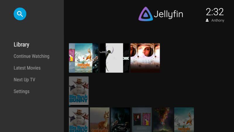 Jellyfin - Media Streaming System