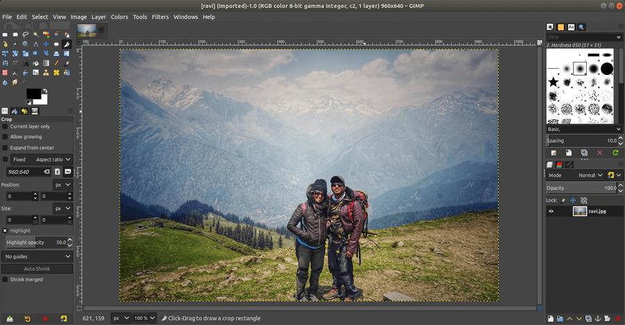 Install Gimp on Ubuntu