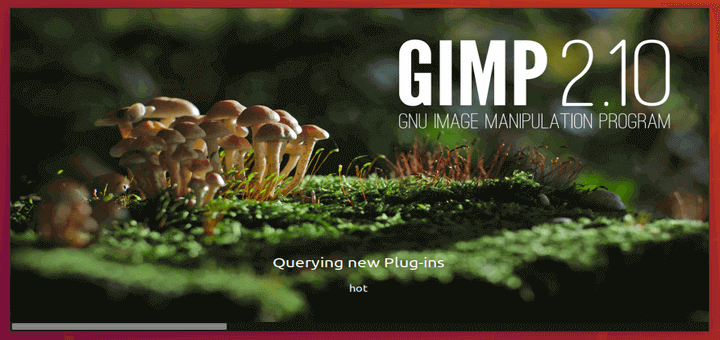 Install Gimp in Ubuntu and Linux Mint