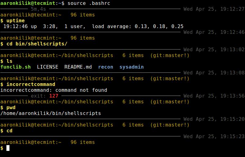 jm-shell for Linux