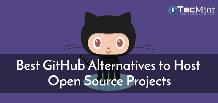 GitHub Alternatives Self Hosted