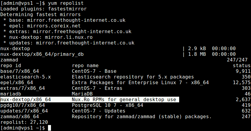 Epel-release rpm download rhel 7 | How To Install pgAdmin 4 on