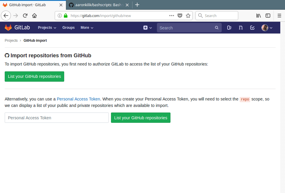 How to Migrate from GitHub to GitLab
