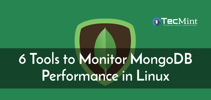 Monitor MongoDB Performance
