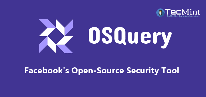 OSQuery Linux Security Tool