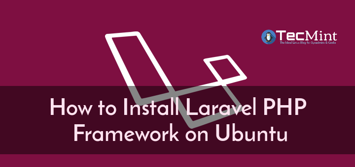 Install Laravel in Ubuntu