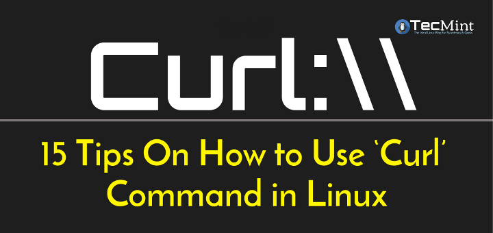Linux Curl Command Examples