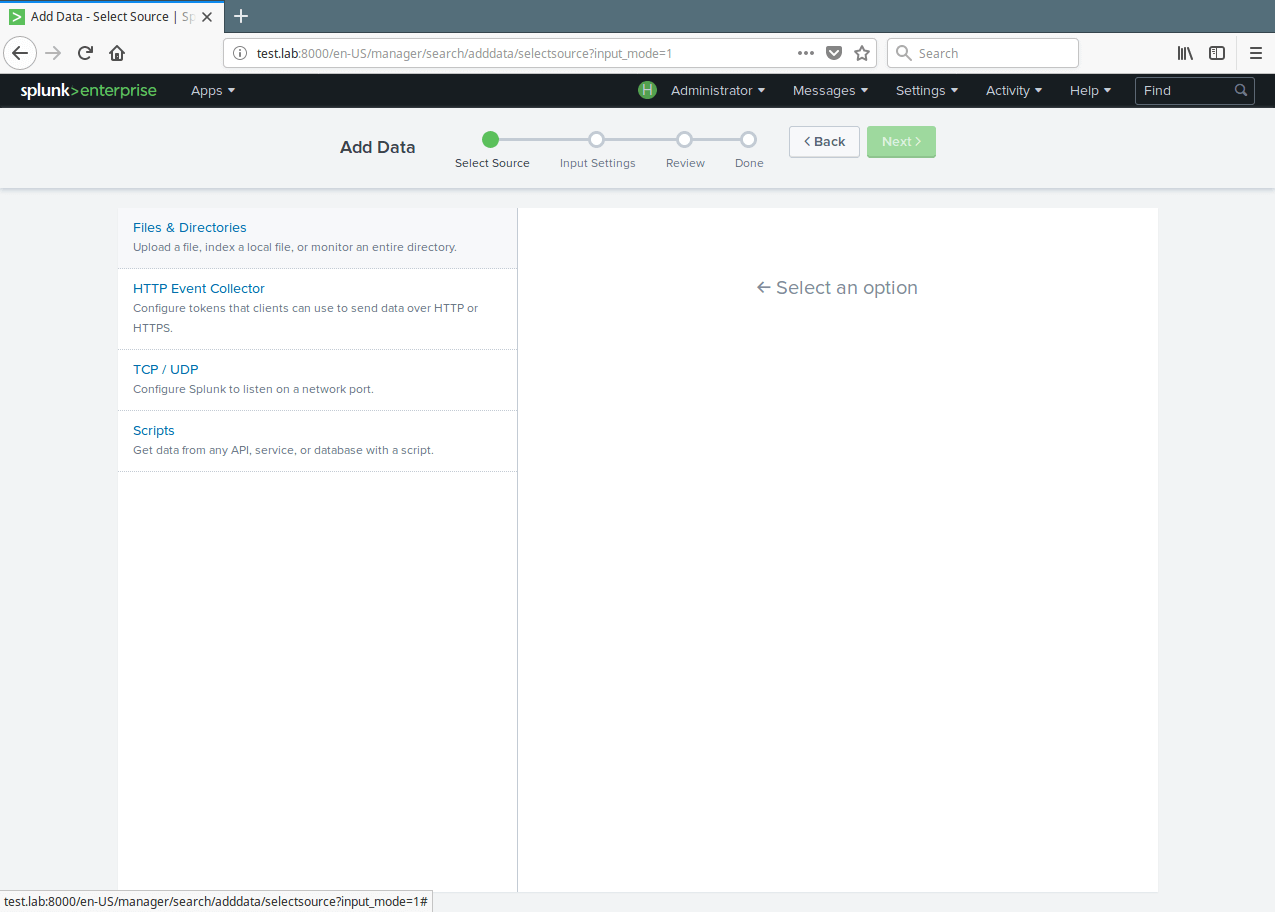 How to Install Splunk Log Analyzer on CentOS 7