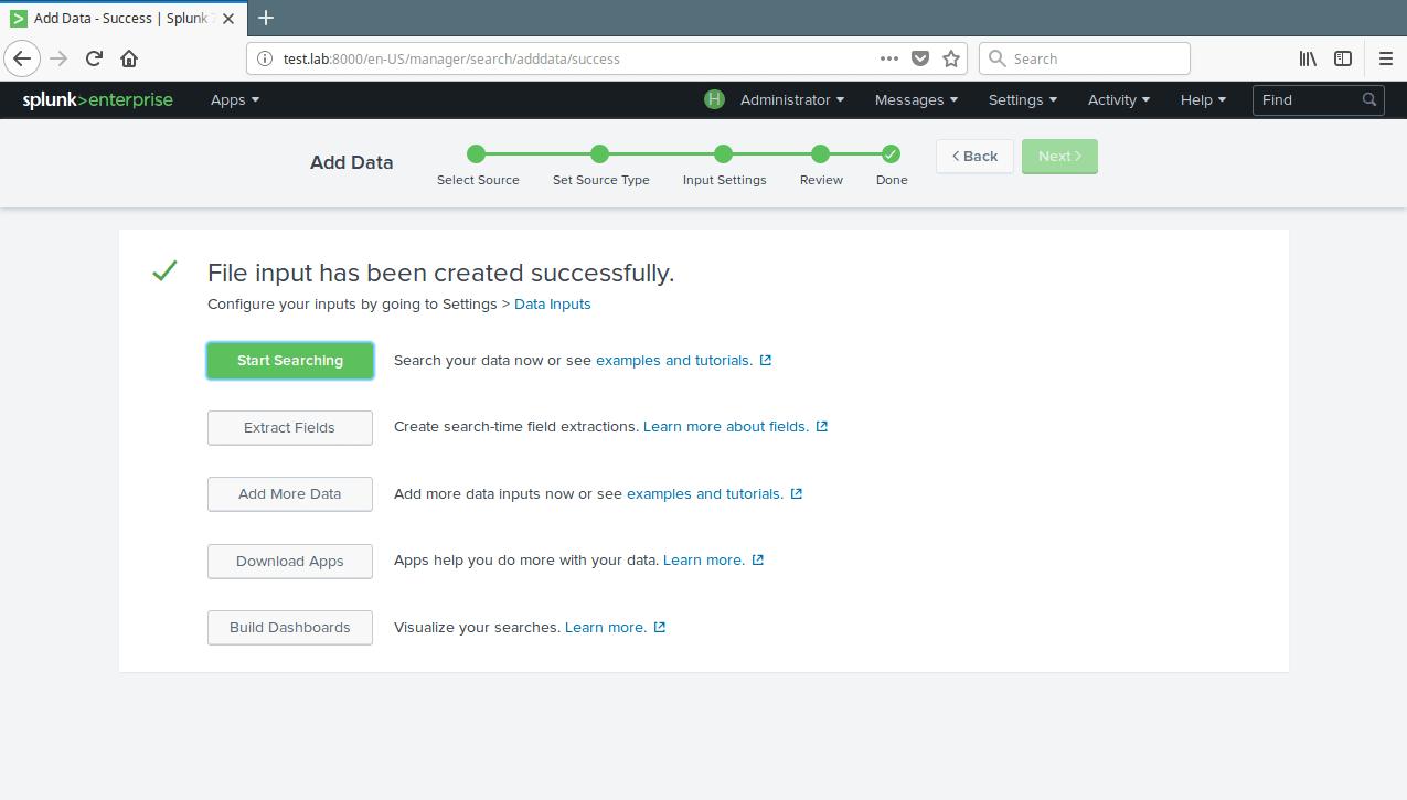 How to Install Splunk Log Analyzer on CentOS 7