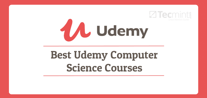 Best Udemy Computer Science Courses