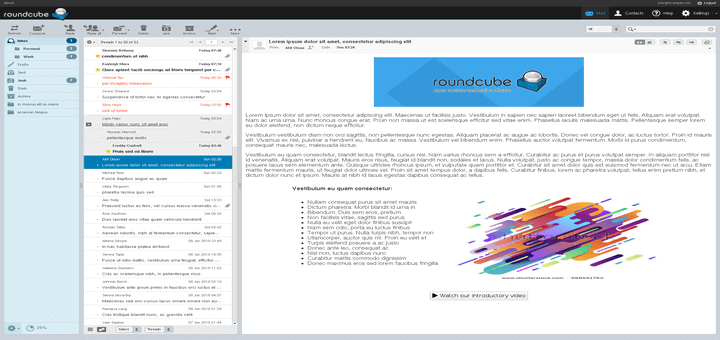 How to Install Latest Roundcube Webmail on CentOS 7