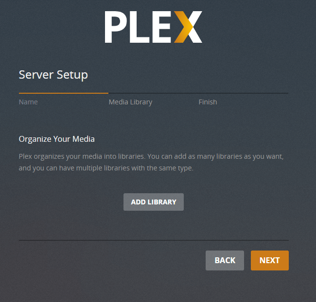 Plex Media Organize