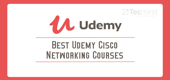 Udemy Cisco Networking Courses
