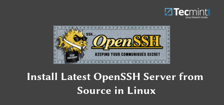 How to Install OpenSSH 8 0 Server from Source in Linux
