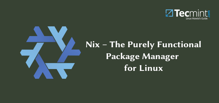 Nix Package Manager for Linux