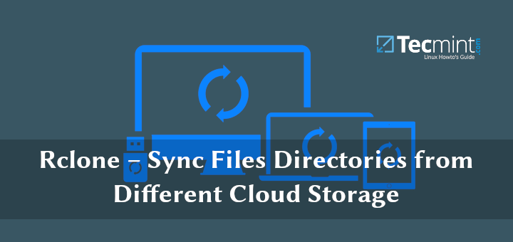 Rclone Sync Cloud Storage