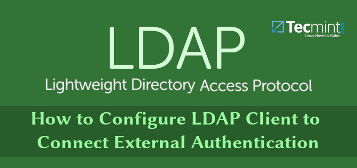 Configure Ldap Client Authentication