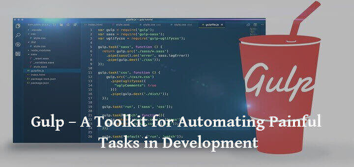 Gulp Automate Development Tasks Easily