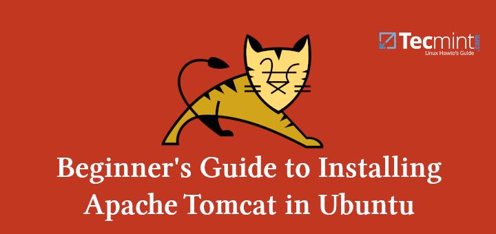 Install Apache Tomcat in Ubuntu