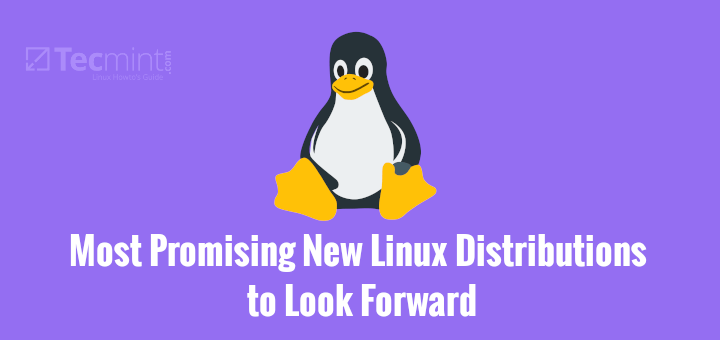 New Linux Distributions