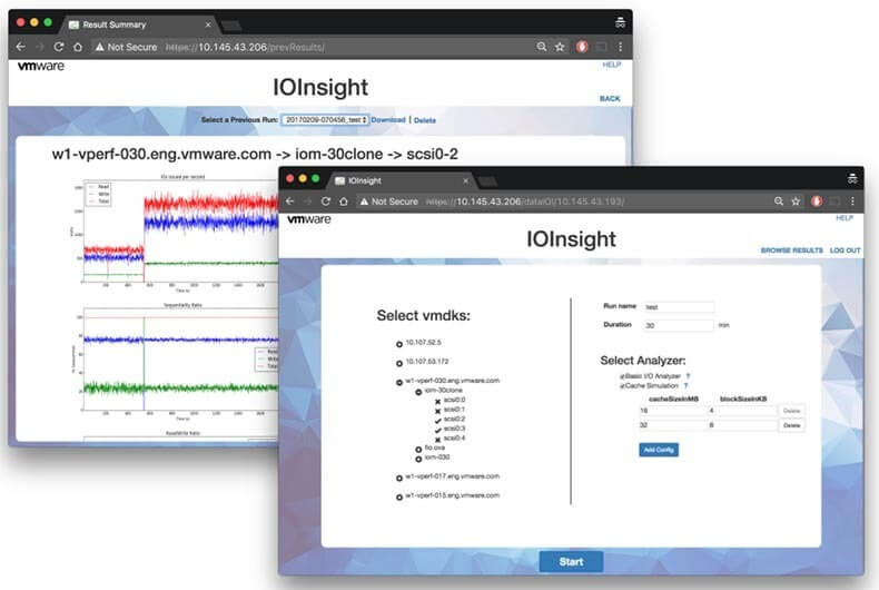 VMware IOInsight Tool