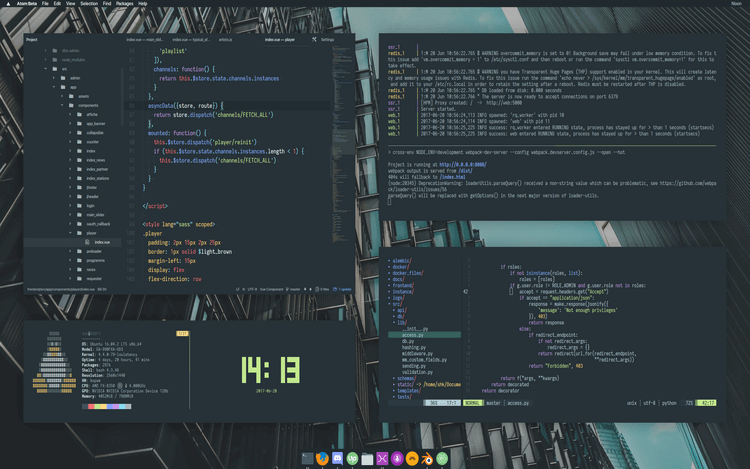 bspwm - Tiling Window Manager for Linux