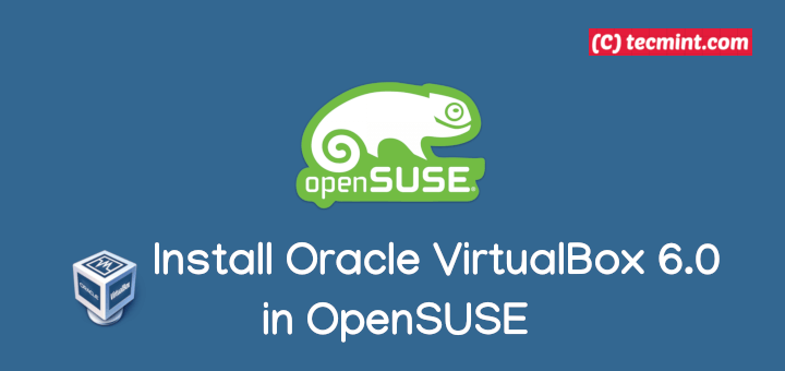 Install Virtualbox in OpenSuse