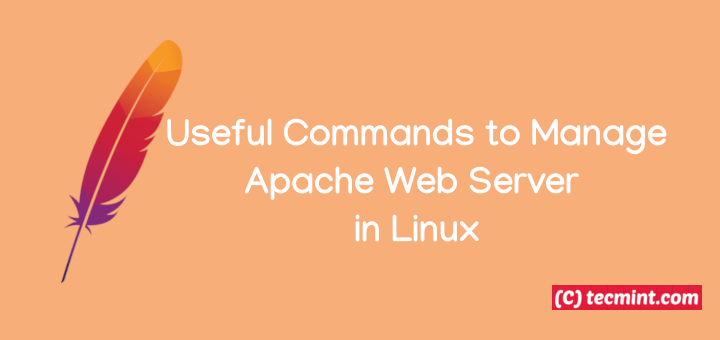 Manage Apache Web Server in Linux