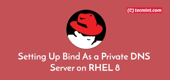 Install Bind DNS Server on RHEL 8