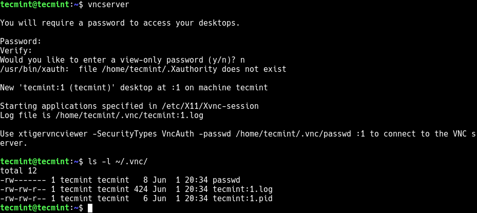 How to Install and Configure VNC Server on Ubuntu