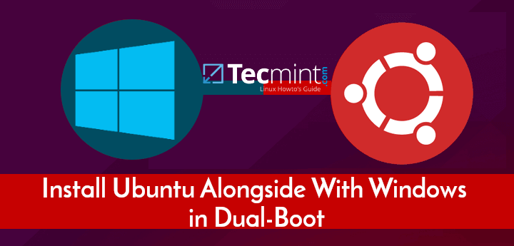 Install Ubuntu with Windows Dual Boot