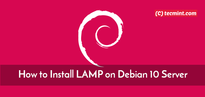 Install LAMP on Debian 10