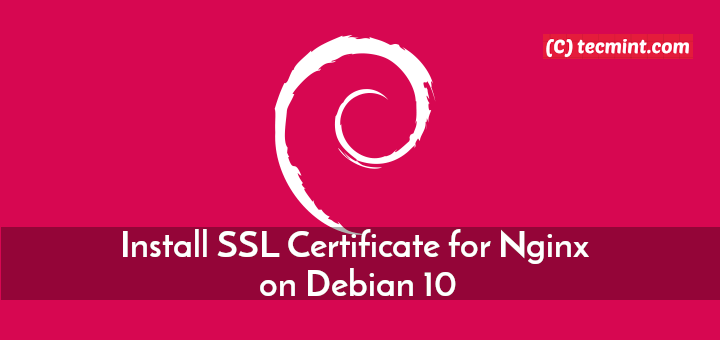 Install Free SSL Certificate for Nginx on Debian 10