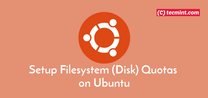 Set Filesystem Disk Quotas on Ubuntu