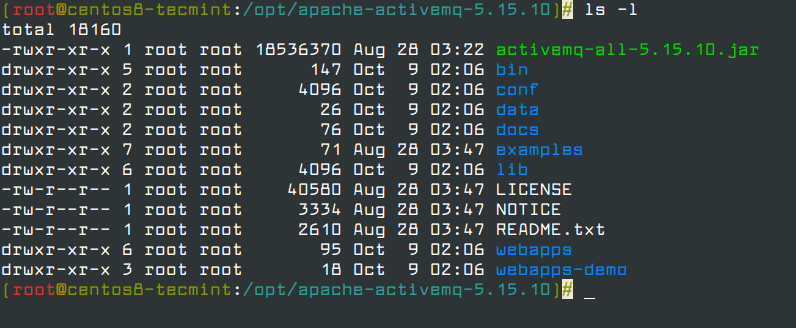 ActiveMQ Files