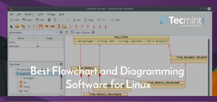 10 Best Flowchart And Diagramming Software For Linux