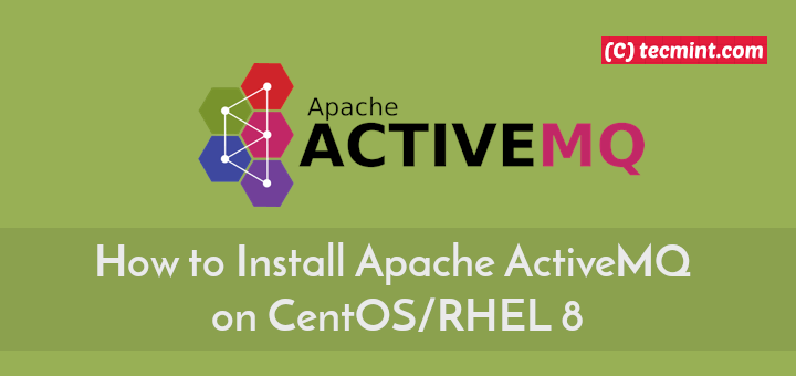 Install ActiveMQ on CentOS 8