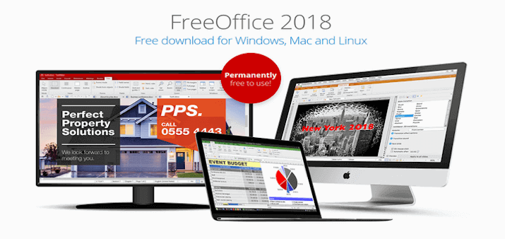Install FreeOffice 2018 in Linux