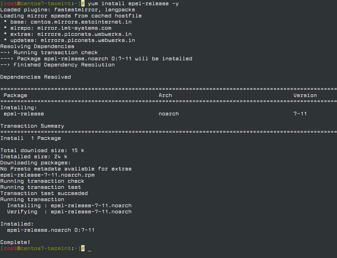 How to Upgrade CentOS 7 to CentOS 8
